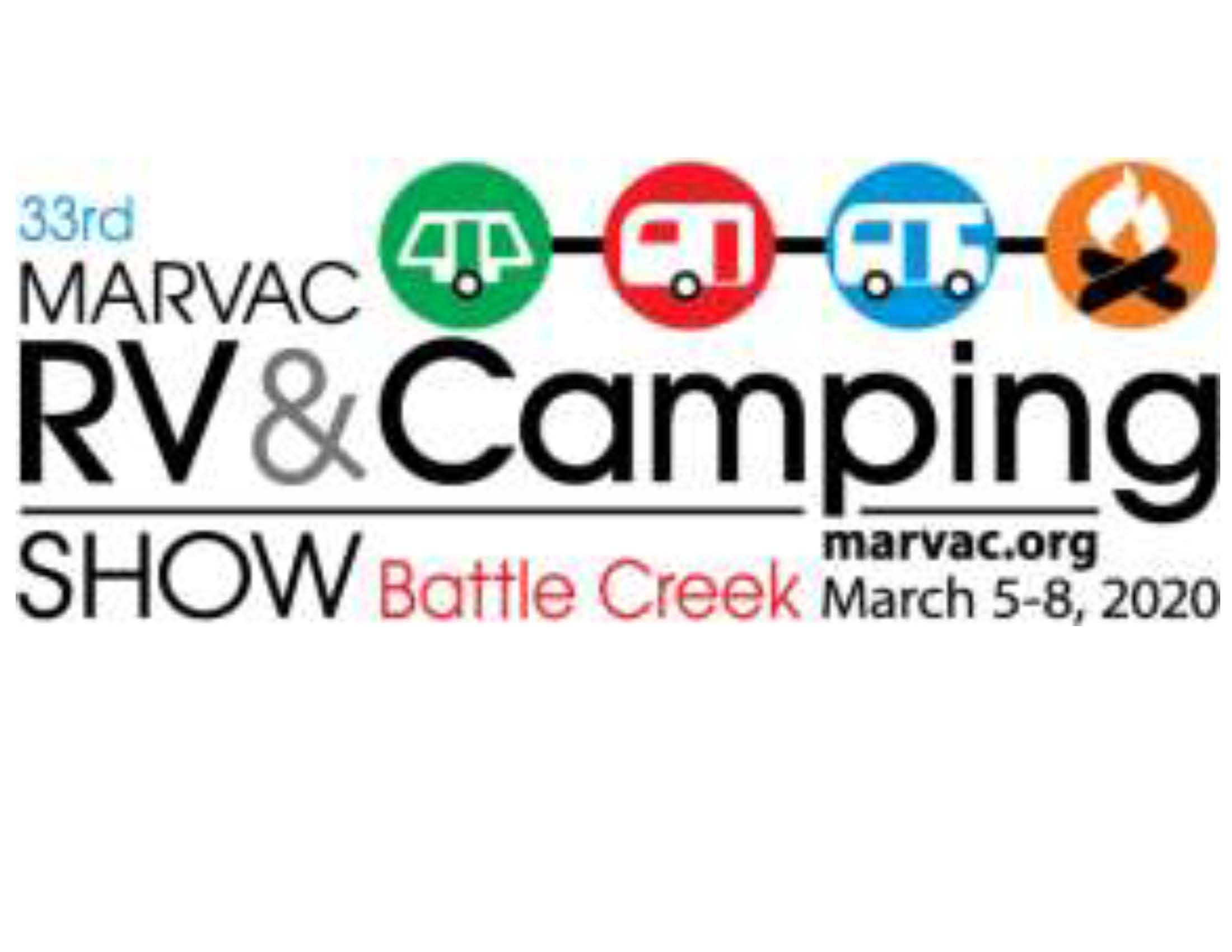 2020 BATTLE CREEK RV & CAMPING SHOW