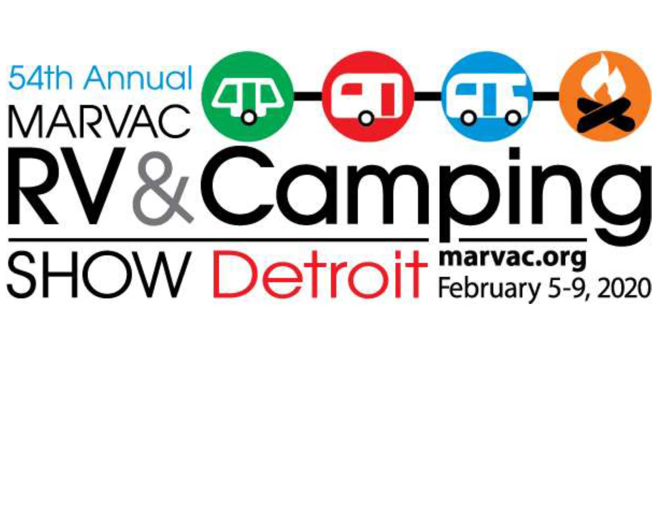 Spring Detroit RV & Camping Show