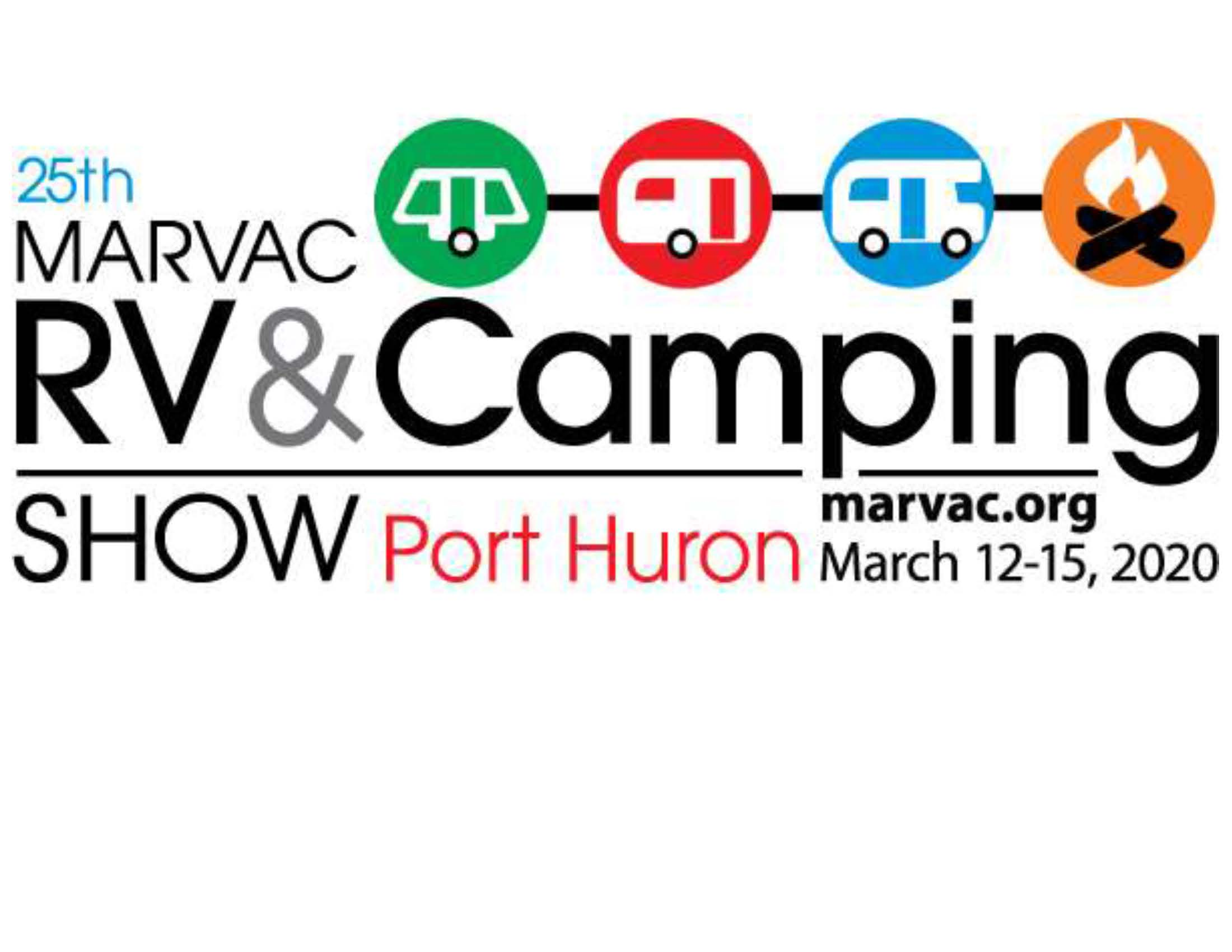 2020 Port Huron RV & Camping Show
